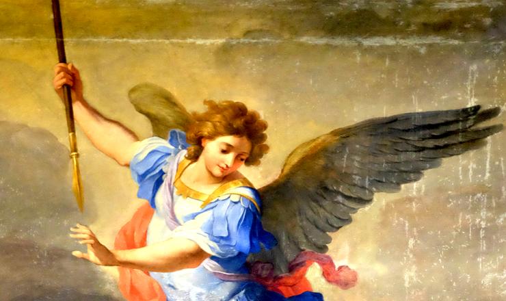 ミカエル大天使