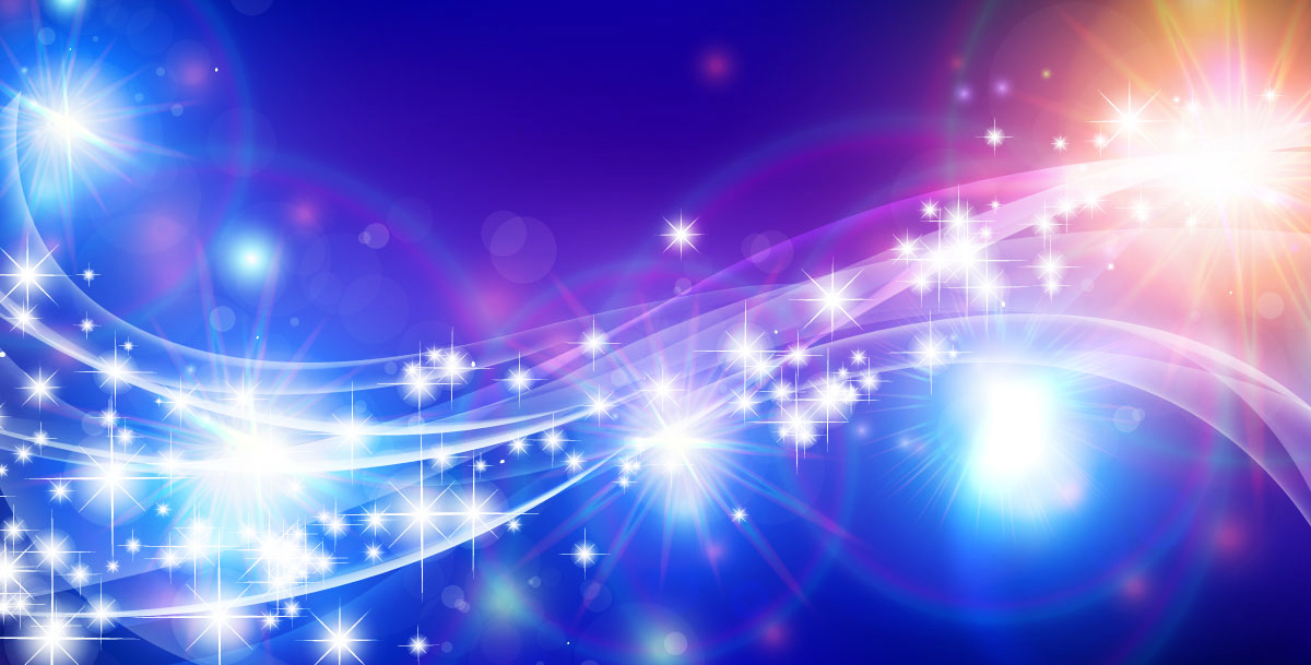 輝き溢れる光と旋律