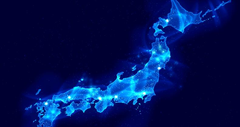 宇宙に輝く日本の光